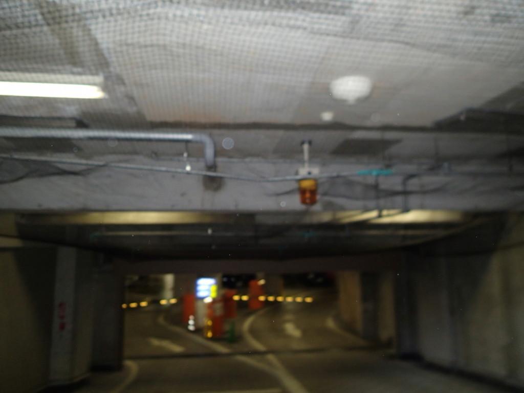 地下駐車場 ネット施工20